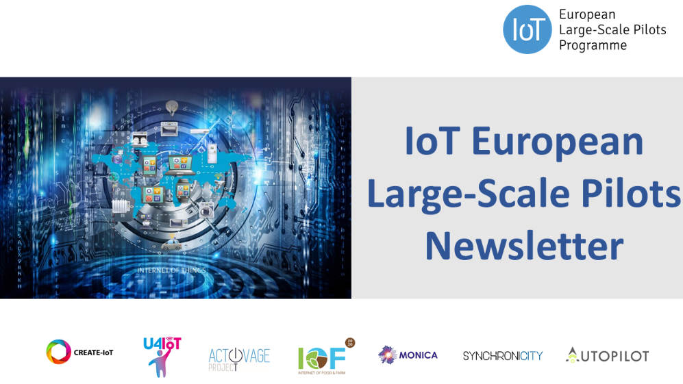 IoT European LSP Programme Newsflash #3 – May Issue