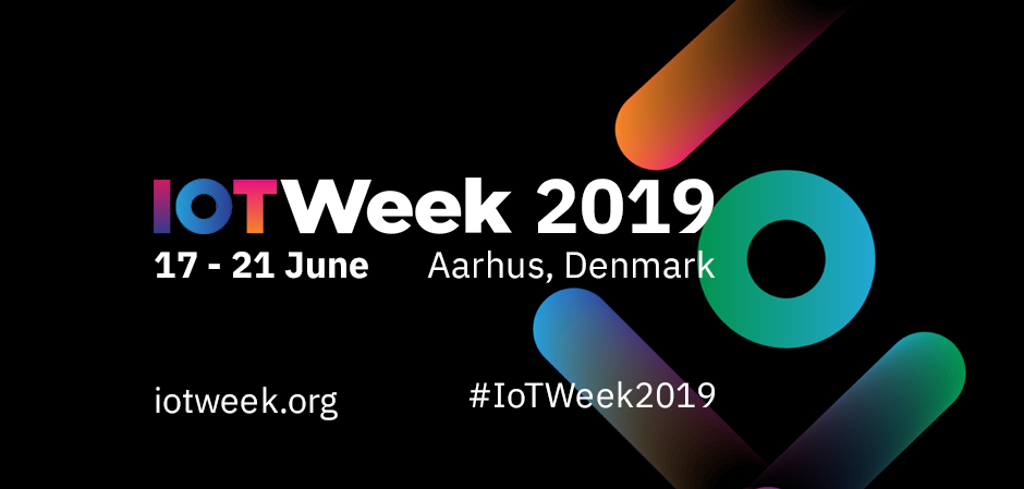 Get ready for IoT Week 2019