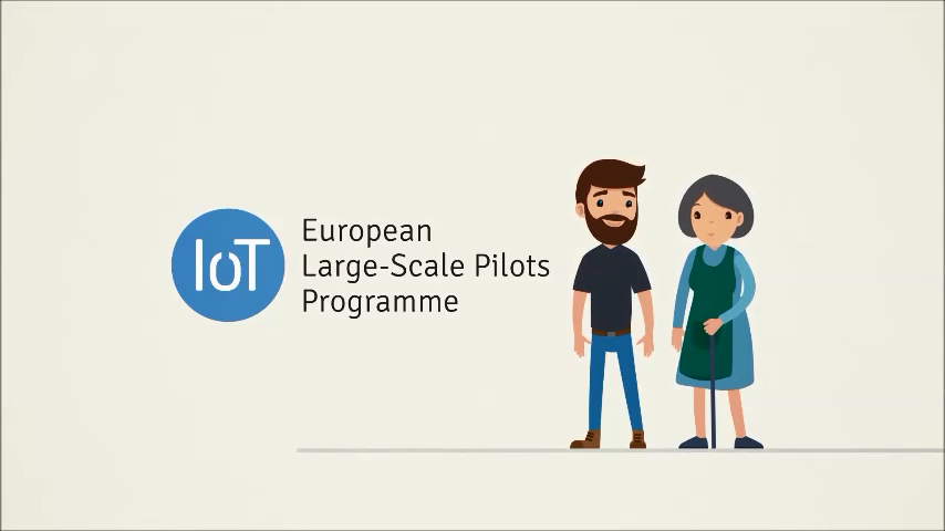 IoT European Large-Scale Pilots Video