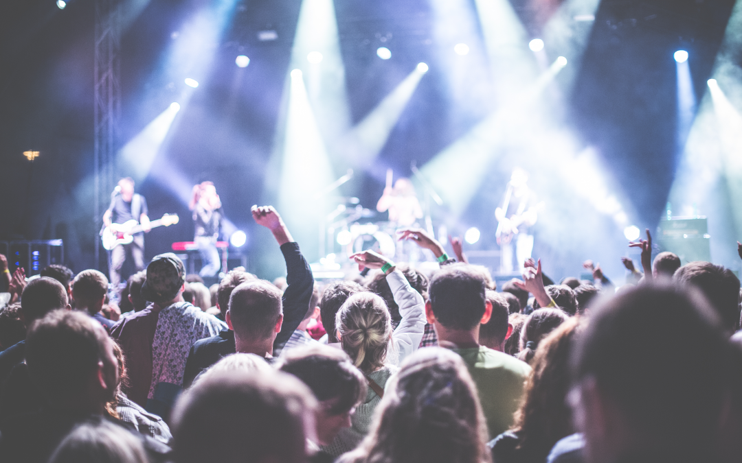 Three innovative sound solutions for enhanced user experience at events