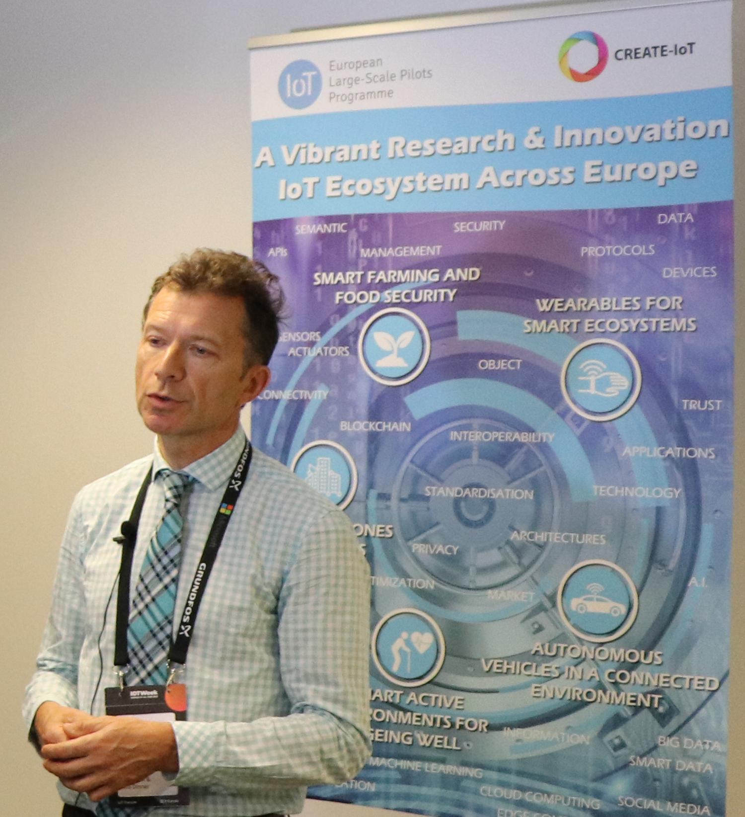 IoT European Large-Scale Pilots - EC Interviews