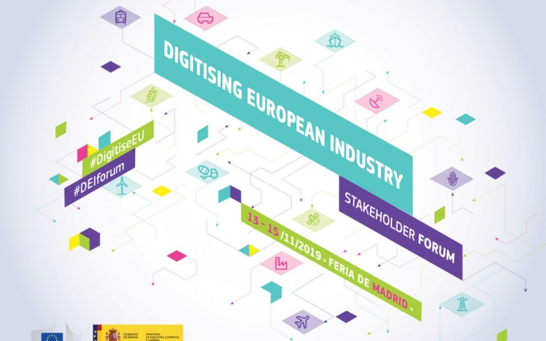 Digitising European Industry stakeholder forum